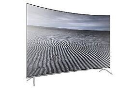 "Samsung tv 65"""" UE65KS7500 4kHDR.4 years warranty"