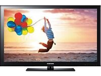 "Samsung tv 42"" with built in free view"