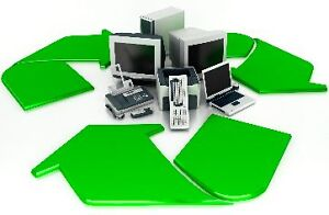 Free recycling of old/broken computers!