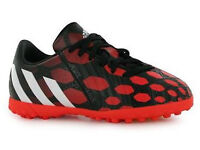 adidas Predator Absolado Instinct Childrens Astro Turf Trainers, Size 2 age 9/10 BRAND NEW UNWORN