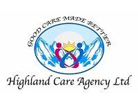 Care, Assistant, work, job, Nurses, Nurse, employment, Edinburgh, Glasgow, chef, home care, support