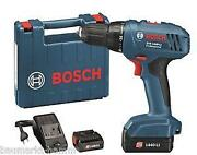 Bosch Akkuschrauber 2 Akkus