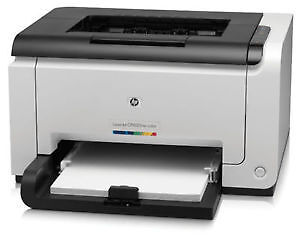 HP LaserJet Pro CP1025NW Wireless Color Laser Printer NEW SEALED
