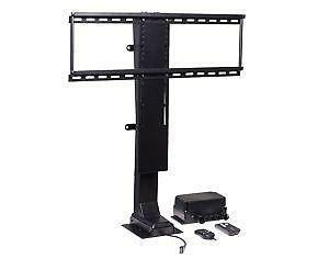 Tv lift ebay for Motorized flat screen tv lift
