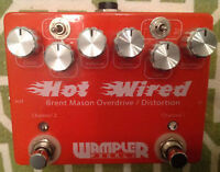 Wampler Hot Wired Brent Mason Overdrive & Distortion