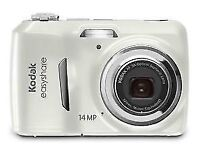 Digital Cam Kodak 14MP 3X Zoom - few weeks old -Available