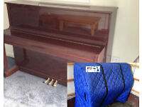 Piano Mover, Piano Removals, Ipswich Based Piano Movers for Colchester, Felixstowe, Woodbridge