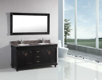 "Wellington 60"" BATHROOM VANITY *ON SALE*"