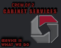 Crew of 2 Cabinet Services