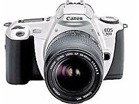 Canon EOS 300, SLR, 35mm Film Camera with 28-80mm Lens