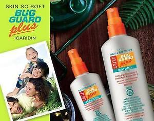 SSS Bug Guard Plus Insect Repellent