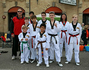 Free Trial  Class at Five Rings Tae Kwon Do Kitchener / Waterloo Kitchener Area image 3