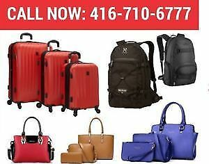 3 PCS HARD TOP LUGGAGE SET FOR $149 WITH ROTATING WHEELS Peterborough Peterborough Area image 5