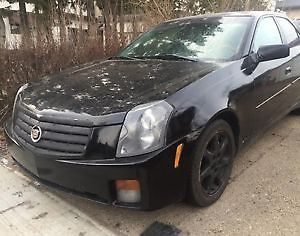 2003 Cadillac CTS SELLING ASAP!! VERY COOL