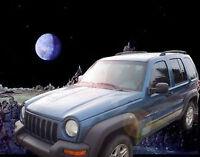 2003 Jeep Liberty SUV, Crossover