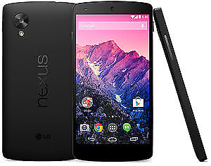 Google Nexus 5  Smartphone (Unlocked)