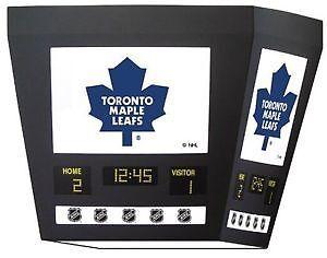 Toronto Maple Leafs Ceiling Light Scoreboard - Connor McDavid