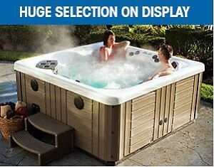 ALL HOT TUBS ON SALE !!