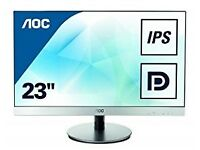 AOC 23 inch IPS Monitor for grab