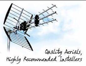 Staffordshire and cheshire aerials and satellite