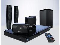 Panasonic SC-BTT370EBK Blu-Ray Home Theatre System