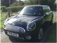 Low Milage, Limited Edition Mini Cooper Camden for Sale
