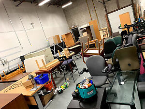 Office furniture store grand opening 15% OFF