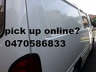 PICK UP DELIVERY IN ALL MELBOURNE