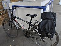 69997bd3116 Claude Butler Urban 200 Bicycle -used with 2 side panniers Quick Sell