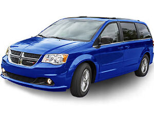 2013 Dodge Grand Caravan Stow&Go Crew Minivan, Van