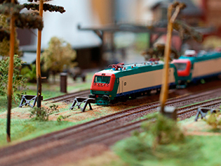 Model Trains Gallery