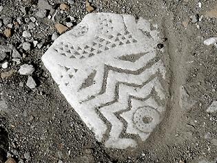 Arqueología y fósiles