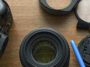 Objetivos y filtros