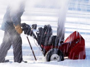 Winter Outdoor Equipment