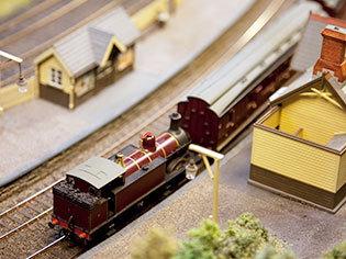 Modelleisenbahn Spur 0