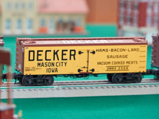 Railroads & Trains