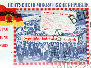 DDR Sammelobjekte