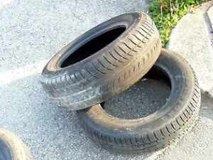 185 65 R14  winter tire good condition rubber only
