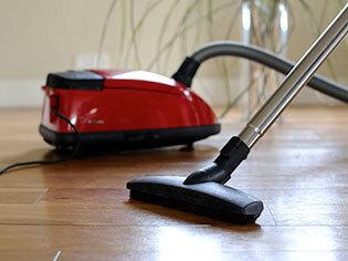 Ironing & Vacuuming