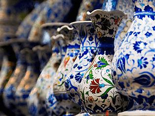 Céramiques étrangères