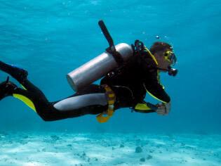 Sports nautiques, plongée