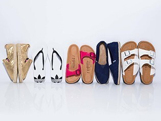 Espadrilles & Jelly Shoes