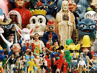Personaggi da collezione