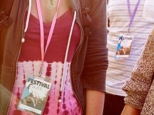 Festival-Tickets