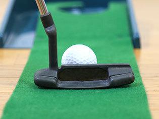 Golftrainingshilfe
