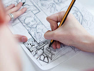 Comics nach Themen