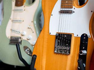 Gitarren & Bass