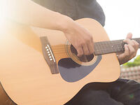 Music Lessons in GUITAR, PIANO, or TRUMPET