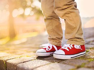 Garçons : chaussures