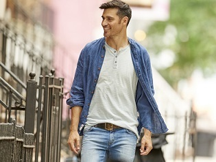 Click here to visit Men's Jeans